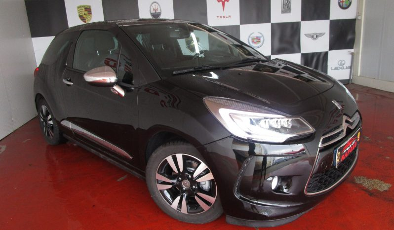 Citroen DS3 1.6 BlueHDi Be Chic (100cv) (3p) cheio