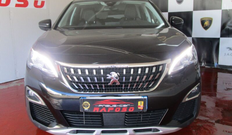 Peugeot 3008 1.6 BlueHDI Allure EAT6 (120cv) (5p) cheio